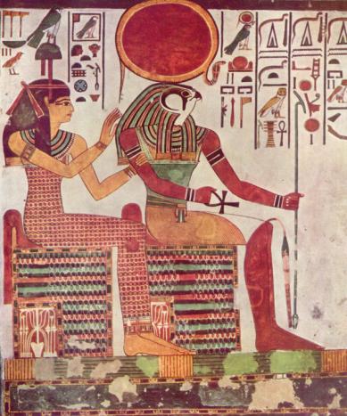 003-myth-hathor-and-re
